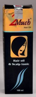 2 Much Hair Oil (200 ml)