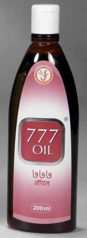 777 Oil (200ml), , , OTHER OILS, Madanapalas , 777 Oil
