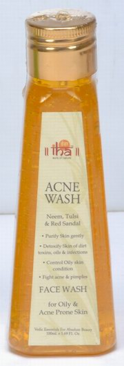 Acne Wash (100 ml), IHA Vedic Essentials, IHA Vedic Essentials, AYURVEDIC BEAUTY, Madanapalas