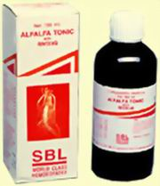 Alfalfa (180ml Syrup), SBL Homeopathy, SBL Homeopathy, MOTHER CARE, Madanapalas