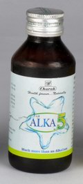 Alka 5 Syrup (100 ml)