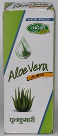 Swadeshi Aloevera Juice (500 ml)