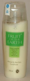Fruit of the Earth  Almond & Aloe Vera Conditioner (100 ml)