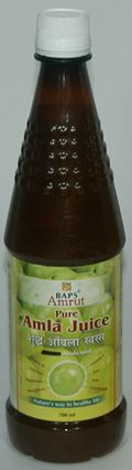 BAPS Amrut Pure Amla Juice (700 ml)
