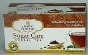 BAPS Amrut Sugar Care Herbal Tea (60 grams), BAPS Swaminarayan Herbal Care, BAPS Swaminarayan Herbal Care, DIABETES, Madanapalas