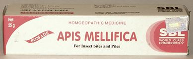 Apis Mellifica Ointment (25 grams)