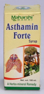 Asthamin Forte Syrup (100 ml), Maharshi Badri, Maharshi Badri, COLDS AND FLU, Madanapalas