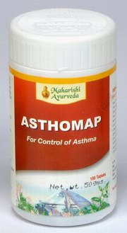 Asthomap (100 Tablets), Maharishi Ayurveda Products, Maharishi Ayurveda Products, HERBAL MEDICINES, Madanapalas