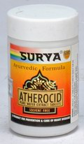 Atherocid Tablets (A Product For Prevention & Cure Of Heart Diseases) (50 Tablets)