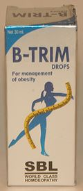 B-Trim Drops (30 ml)