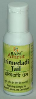 BAPS Amrut Irimedadi Tail (50 ml)