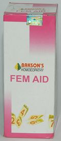 Fem Aid Syrup (115 ml)