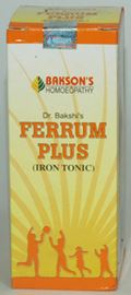 Ferrum Plus (Iron Tonic) (115 ml)
