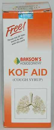 Kof Aid Cough Syrup (115 ml)