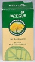 Bio Dandelion: Ageless Lightening Serum (35 gms)