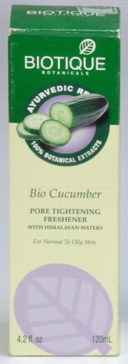 Bio Cucumber: Pore Tightening Freshener (120 ml)