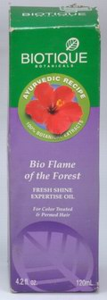 Bio Flame Of The Forest: Fresh Shine Expertise Oil (120 ml)