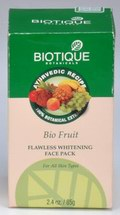 Bio Fruit: Flawless Whitening Face Pack(85 gms)