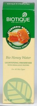 Bio Honey Water: Lightening Freshener with Himalayan Waters (120 ml)