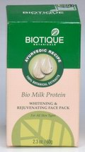Bio Milk Protein: Whitening & Rejuvenating Face Pack (60 gms)