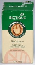 Bio Walnut: Purifying & Polishing Scrub (55 gms)