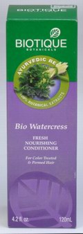 Bio Watercress: Fresh Nourishing Conditioner (120 ml)