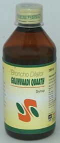 Gojihvaadi Quaath Syrup (200 ml)
