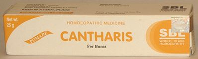 Cantharis Ointment (25 grams)