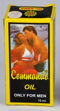 Commando Oil (15 ml)