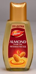 Dabur Almond Hair Oil (For Damage Free Hair) (250 ml)