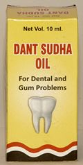 Dant Sudha Oil (10 ml)