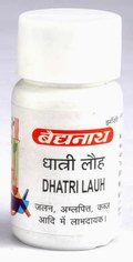 Dhatri Lauh (40 Tablets)