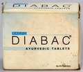 Diabac Tablets (6 X 10 Tablets)