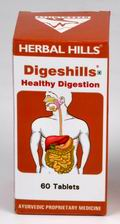 Digeshills (Healthy Digestion) 60 Tablets