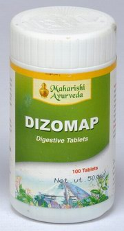 Dizomap Tablets (100 Tablets), Maharishi Ayurveda Products, Maharishi Ayurveda Products, HERBAL MEDICINES, Madanapalas