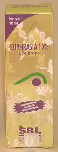 Euphrasia 10% Eye Drops (10 ml)