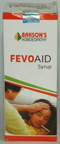 Fevo Aid Syrup (115 ml)