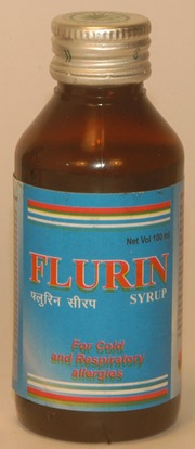 Flurin Syrup (100 ml), United Pharmaceuticals, United Pharmaceuticals, FEVER, Madanapalas