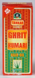 Tankar Ghrit Kumari Hair Oil (100 ml)
