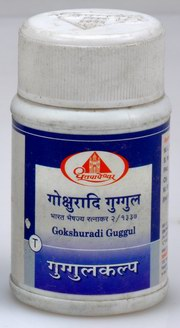 Gokshuradi Guggul (60 Tablets), Shree Dhootapapeshwar Ltd., Shree Dhootapapeshwar Ltd., URINARY TRACT INFECTION, Madanapalas