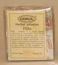Gokul Herbal Infusion Pitta (20 Tea Bags)