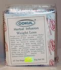 Gokul Herbal Infusion Weight Loss (25 Tea Bags)