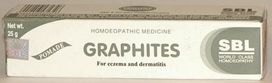 Graphites Ointment (25 grams)