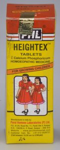 Heightex Tablets (Homeopathic Medicine) (25 gms)