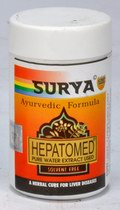 Hepatomed Tablets (A Herbal Cure For Liver Diseases) (50 Tablets)