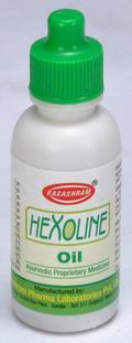 Hexoline Oil (25 ml)