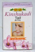 Kinshukadi Tail with Kesar (12 ml)