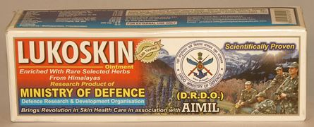 Lukoskin Ointment (40 grams)