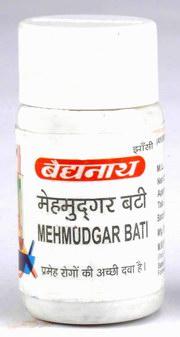 Mehmudgar Bati (40 Tablets) by Baidyanath at Madanapalas