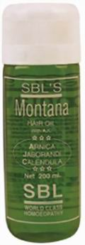 Montana Hair Oil (200ml)